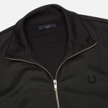 Мужская куртка харингтон Fred Perry Laurel Tricot Black фото- 1