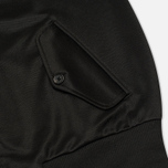 Мужская куртка харингтон Fred Perry Laurel Tricot Black фото- 4