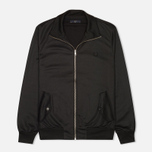Fred Perry Laurel Tricot Men's Harrington Jacket Black photo- 0