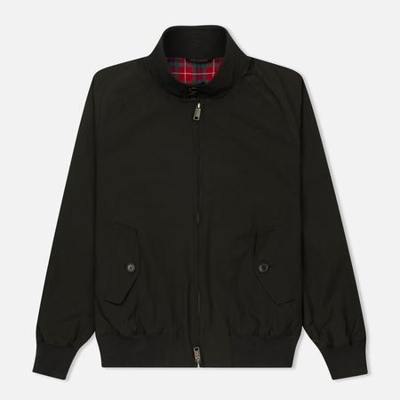 Мужская куртка харрингтон Baracuta G9 Original Faded Black