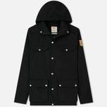 Мужская куртка Fjallraven Greenland Black фото- 0