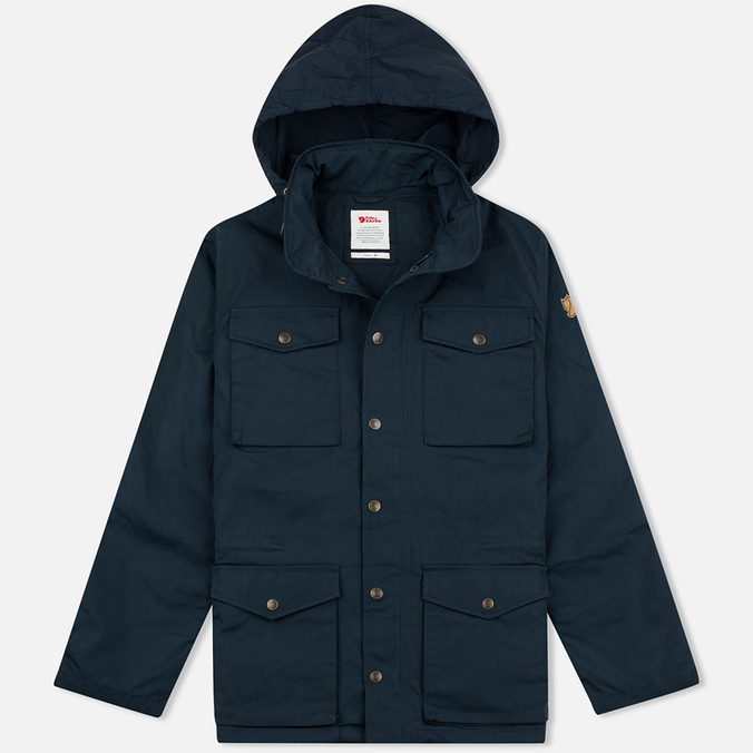 Мужская куртка Fjallraven Raven Dark Navy