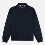 Fred Perry Caban Men's Jacket Navy photo- 0