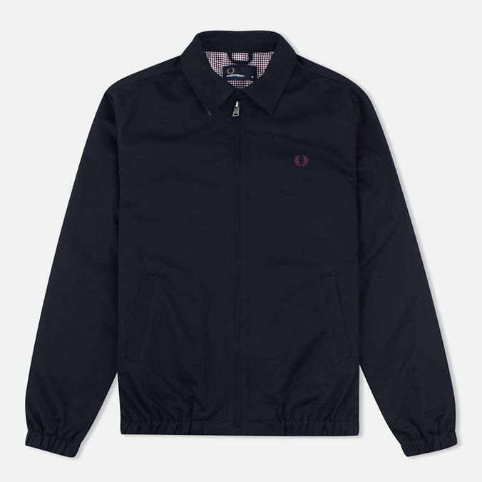 Fred Perry Caban Men's Jacket Navy