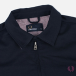 Fred Perry Caban Men's Jacket Navy photo- 2