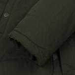 Мужская куртка парка Fred Perry Down Snorkel Hunting Green фото- 7