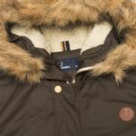 Мужская куртка парка Fred Perry SH Lined Wax Wren фото- 2