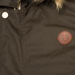 Мужская куртка парка Fred Perry SH Lined Wax Wren фото- 4