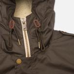 Мужская куртка парка Fred Perry SH Lined Wax Wren фото- 3