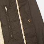 Мужская куртка парка Fred Perry SH Lined Wax Wren фото- 6