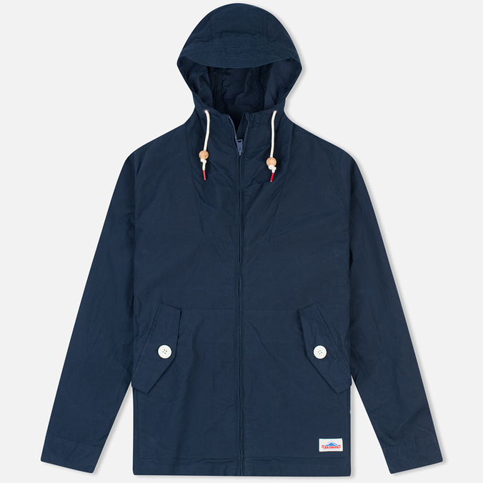 Мужская куртка ветровка Penfield Gibson Navy