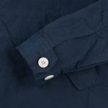 Мужская куртка ветровка Penfield Gibson Navy фото- 5