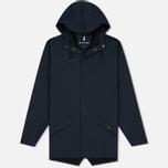 Мужская куртка дождевик Rains Jacket Blue фото- 0