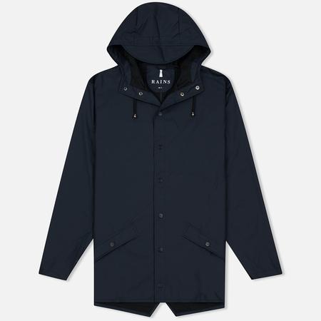 Rains Jacket Men's Rain Jacket Blue