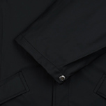Мужская куртка дождевик Rains Long Jacket Black фото- 8