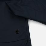 Мужская куртка дождевик Rains Long Jacket Blue фото- 4
