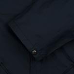 Мужская куртка дождевик Rains Long Jacket Blue фото- 6