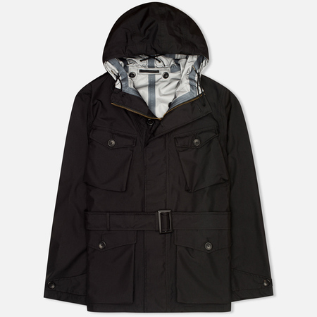 Ten C 3L Snow Smock Men's Parka Black