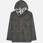 Мужская куртка парка Ten C 3L Snow Smock Charcoal фото- 0