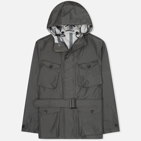 Ten C 3L Snow Smock Men's Parka Charcoal