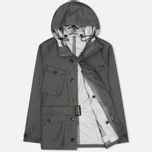 Мужская куртка парка Ten C 3L Snow Smock Charcoal фото- 1
