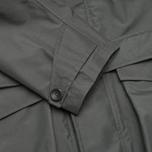 Мужская куртка парка Ten C 3L Snow Smock Charcoal фото- 6