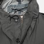 Мужская куртка парка Ten C 3L Snow Smock Charcoal фото- 3