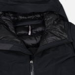 Мужская куртка парка Arcteryx Veilance Monitor Down Black фото- 1