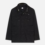 Мужская куртка парка C.P. Company Micro Kei Blue фото- 0