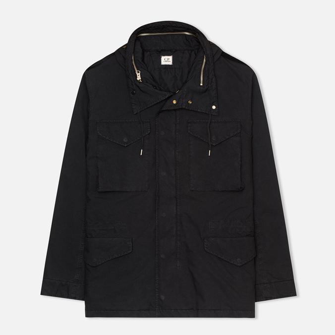 Мужская куртка парка C.P. Company Micro Kei Blue
