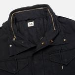 Мужская куртка парка C.P. Company Micro Kei Blue фото- 4