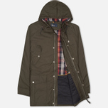 Fred Perry Portwood Men's Parka Anthracite photo- 1