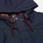 Fred Perry Portwood Men's Parka Dark Carbon photo- 2