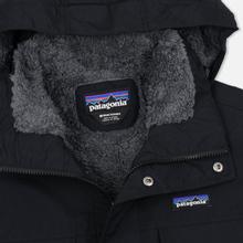 Мужская куртка парка Patagonia Isthmus Black фото- 3