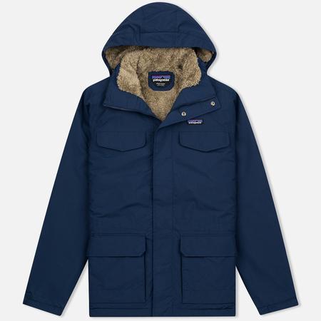 Мужская куртка парка Patagonia Isthmus Navy Blue
