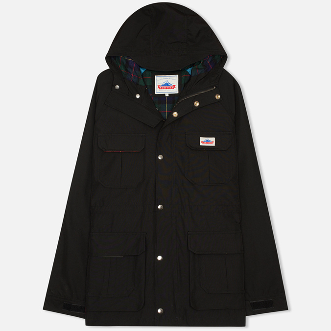Мужская куртка парка Penfield Kasson Black