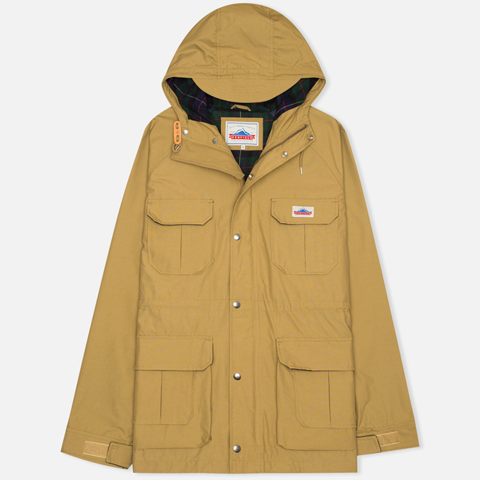 Мужская куртка парка Penfield Kasson Tan