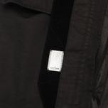 Мужская куртка парка Stone Island Shadow Project Raso-R Hooded Black фото- 7