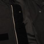Мужская куртка парка Stone Island Shadow Project Raso-R Hooded Black фото- 6