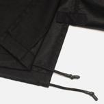 Мужская куртка парка Stone Island Shadow Project Raso-R Hooded Black фото- 8