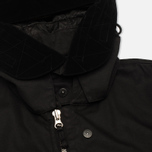 Мужская куртка парка Stone Island Shadow Project Raso-R Hooded Black фото- 9