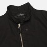Мужская куртка парка Stone Island Shadow Project Raso-R Hooded Black фото- 11