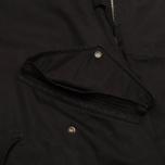 Мужская куртка парка Stone Island Shadow Project Raso-R Hooded Black фото- 5