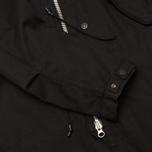 Мужская куртка парка Stone Island Shadow Project Raso-R Hooded Black фото- 4