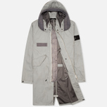 Мужская куртка парка Stone Island Shadow Project Raso-R Hooded Grey фото- 1