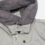Мужская куртка парка Stone Island Shadow Project Raso-R Hooded Grey фото- 7