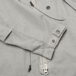 Мужская куртка парка Stone Island Shadow Project Raso-R Hooded Grey фото- 4