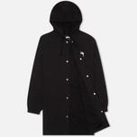 Мужская куртка парка Stussy SS-Link Stadium Black фото- 1