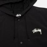 Мужская куртка парка Stussy SS-Link Stadium Black фото- 3
