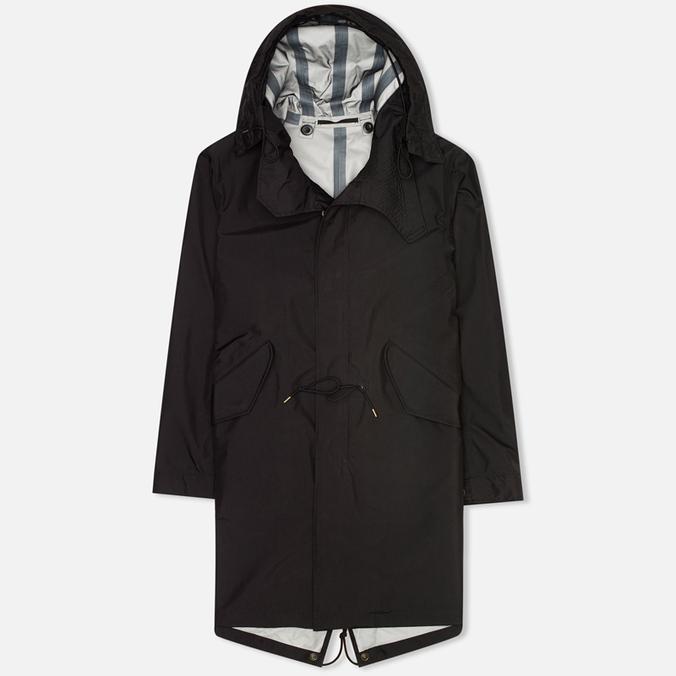 Мужская куртка парка Ten C 3L Black